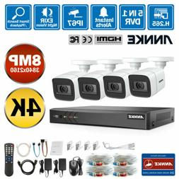 ANNKE H.265+ 5in1 Home CCTV Security Camera System Ultra HD