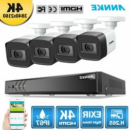 ANNKE H.265+ 5in1 Ultra HD 4K 8MP Home Security Camera Syste