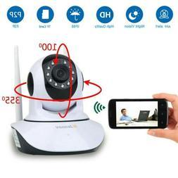 HD 1080P 2MP 720 1MP Home Security IP Camera Wireless Samrt