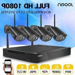 Jooan HD 1080P Indoor/Outdoor Security Camera for Home Surve