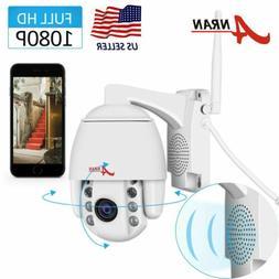 hd 1080p wireless smart ip ptz home