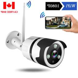 JOOAN HD 1080P Wireless WIFI Outdoor Home Security IP Camera