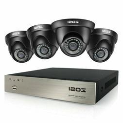 ZOSI H.265 8CH 5MP Lite DVR Outdoor 1080P CCTV Security Came