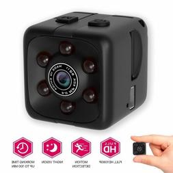 Hidden Camera 1080p Home Mini Small Advanced Security Motion