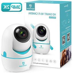HeimVision HM202A 2K 3MP Wi-Fi Indoor Home Security Camera