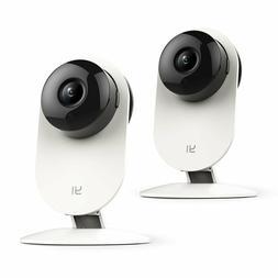 YI Home Camera, Security Camera Wireless IP Surveillance Cam