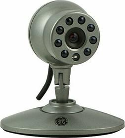 GE Home Monitoring Wired Color Monitoring System Camera