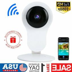 Home Security 1080P HD IP Camera Wireless Smart WIFI Audio C