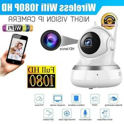Home Security 1080P HD IP Camera Wireless Smart WI-FI Audio