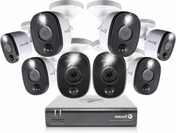 Swann Home Security Camera System 8 Channel 8 Bullet Cameras