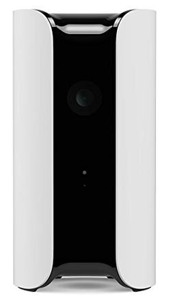 Canary Home Security Device With 1-Year Plan, White