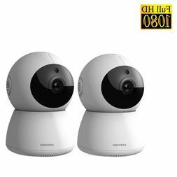 Home Security Digital HD Video Camera Wireless IP WiFi Surve