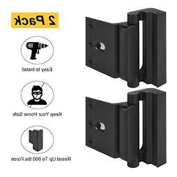 Home Security Door Lock, Childproof Door Reinforcement Lock
