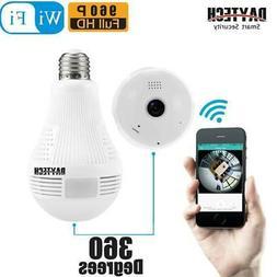 Home Security Surveillance Fish Eye Lens IP Camera WiFi Baby