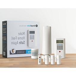 SimpliSafe Home Security System 7 Piece
