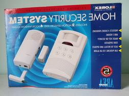 HOME SECURITY SYSTEM  LOREX    New