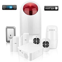 home security system wifi alarm