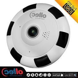 Smart Home Security Camera 360 degree WiFi – Panoramic cam