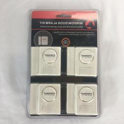 Doberman Security Home Security Window/Door Alarm Kit/4-Pack