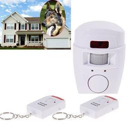 Home Security Wireless Alarm System IR Motion Sensor Detecto