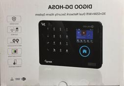 hosa 3g wireless home security smart alarm