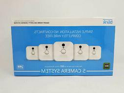 Blink Indoor Home Security Camera System Motion Detection HD