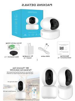 IP Camera Wireless Wifi Security Surveillance Home Night Vis