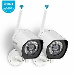 Funlux 720p HD IP Network Wireless IR Outdoor Indoor Home Se