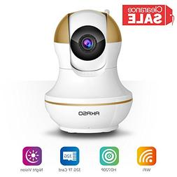 AKASO IP1M-902 Wireless IP Camera Home Wifi HD 720P Baby Pet