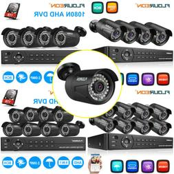 IP66 8CH 1080N AHD DVR 8X/4X 3000TVL 1080P 2MP IR Security C