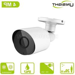 IR Bullet Camera 4MP 2.8mm Lens Wide Angle HD Over Coax Home