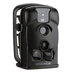 KKmoon 12MP 720P HD 940nm IR Waterproof Game Camera 2.4inch