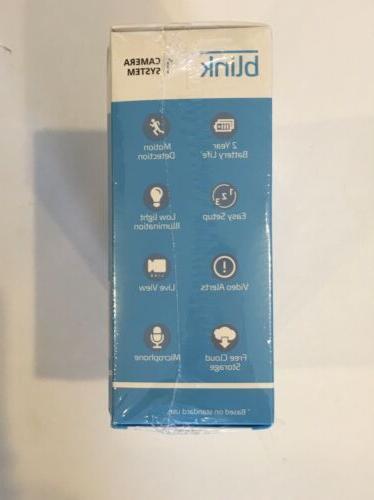 Blink INDOOR Smart System B0172DDZ5E White