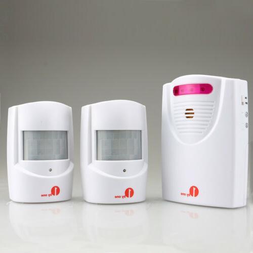 Home Alarm System LED Sensor Entry