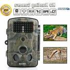 1080P Trail Camera Home Security Hunting Waterproof Night Vi