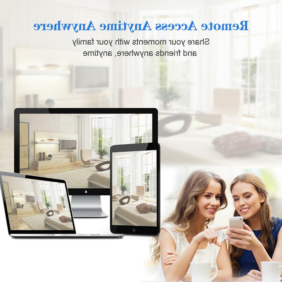SmartSF 4CH 1080P DVR Outdoor Camera System HD CCTV