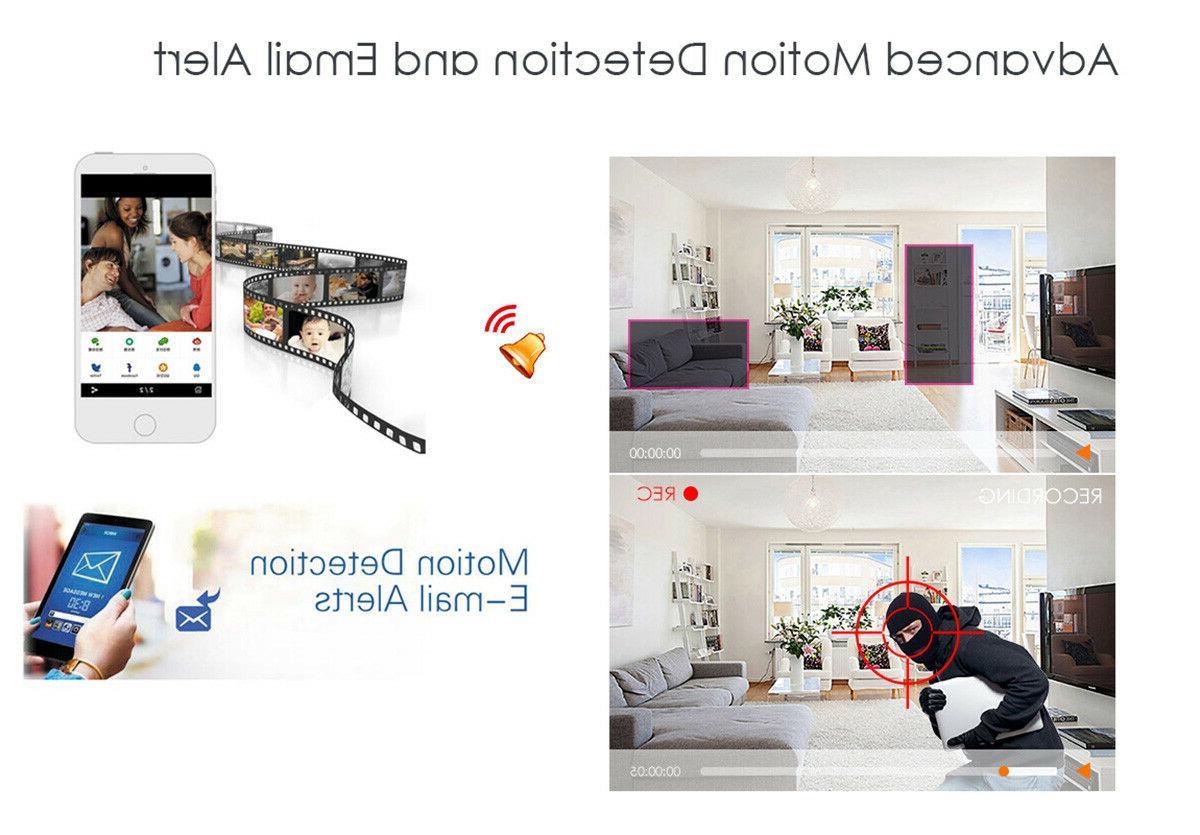 SmartSF 4CH 1080P DVR Outdoor Home Camera System HD CCTV Recorder