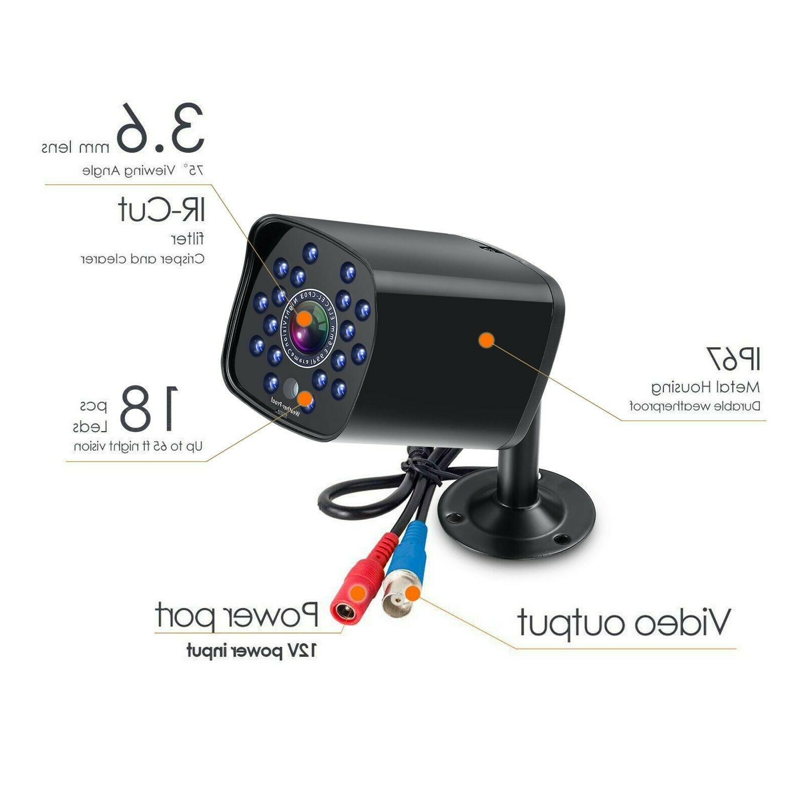 SmartSF Outdoor 720P Camera Recorder