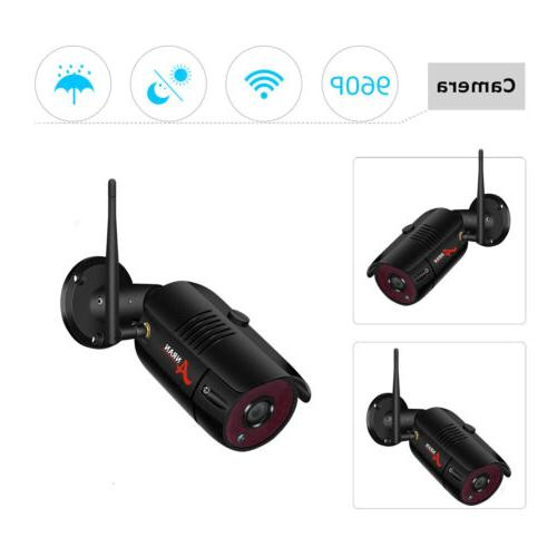 "1080P HD Security Camera 7""Monitor"
