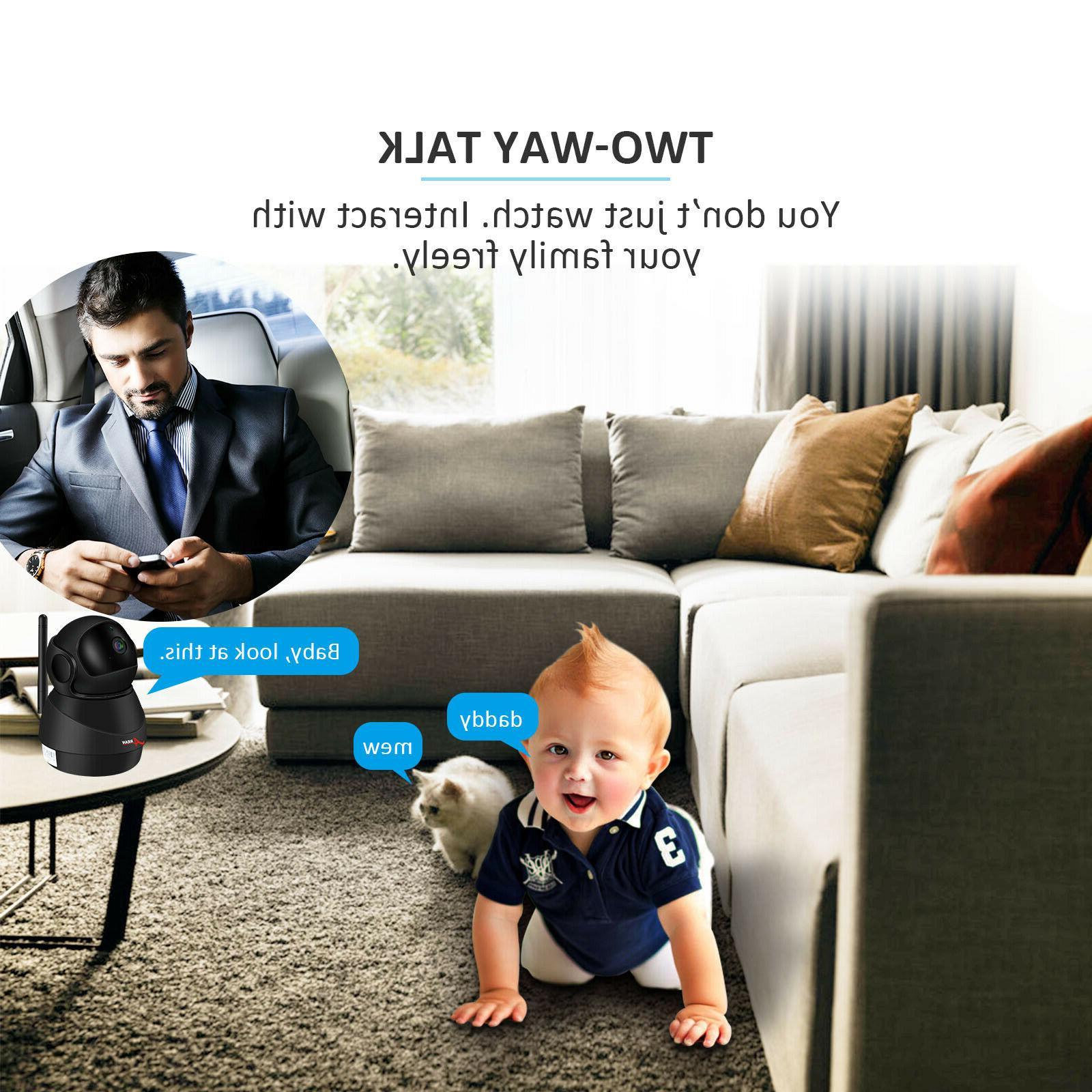ANRAN 1080P Camera Smart Baby CCTV
