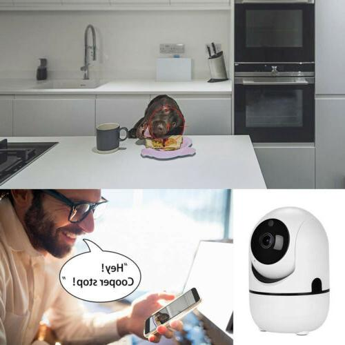 CCTV DETECTION Smart Home Security Night Vision