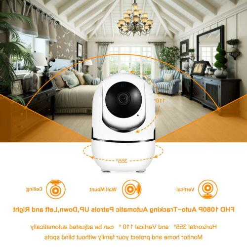 1080P HD WIFI CCTV MOTION DETECTION Smart Security Vision