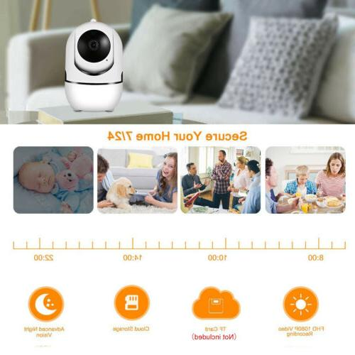 1080P WIFI CCTV MOTION Camera Smart Security Vision