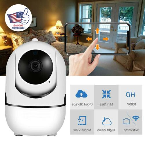 1080p hd wifi ip cctv motion detection