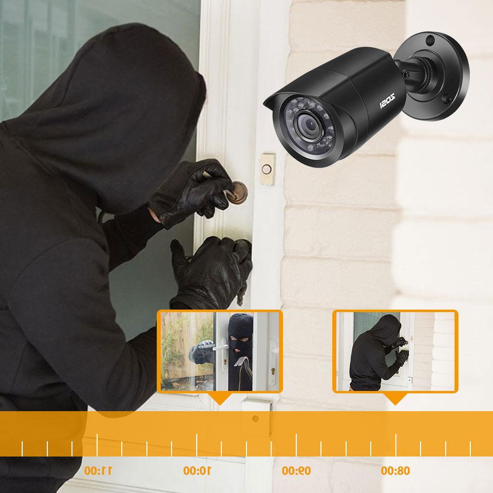 ZOSI HDMI CCTV Home Security System