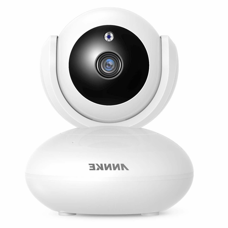ANNKE 1080P IP Camera, Smart Wireless Pan/Tilt Home Security