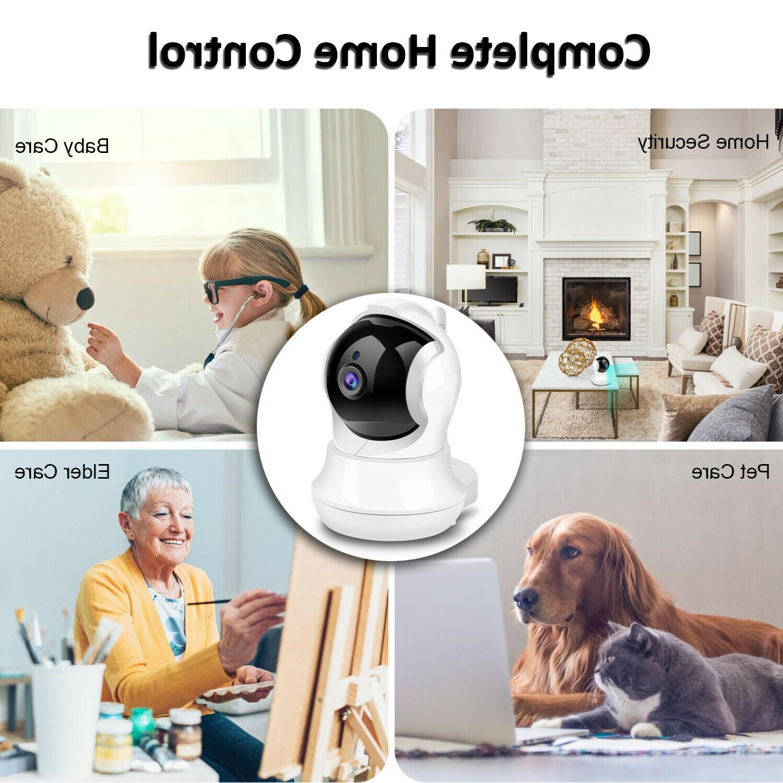 Wireless WIFI IP HD Camera 1080P