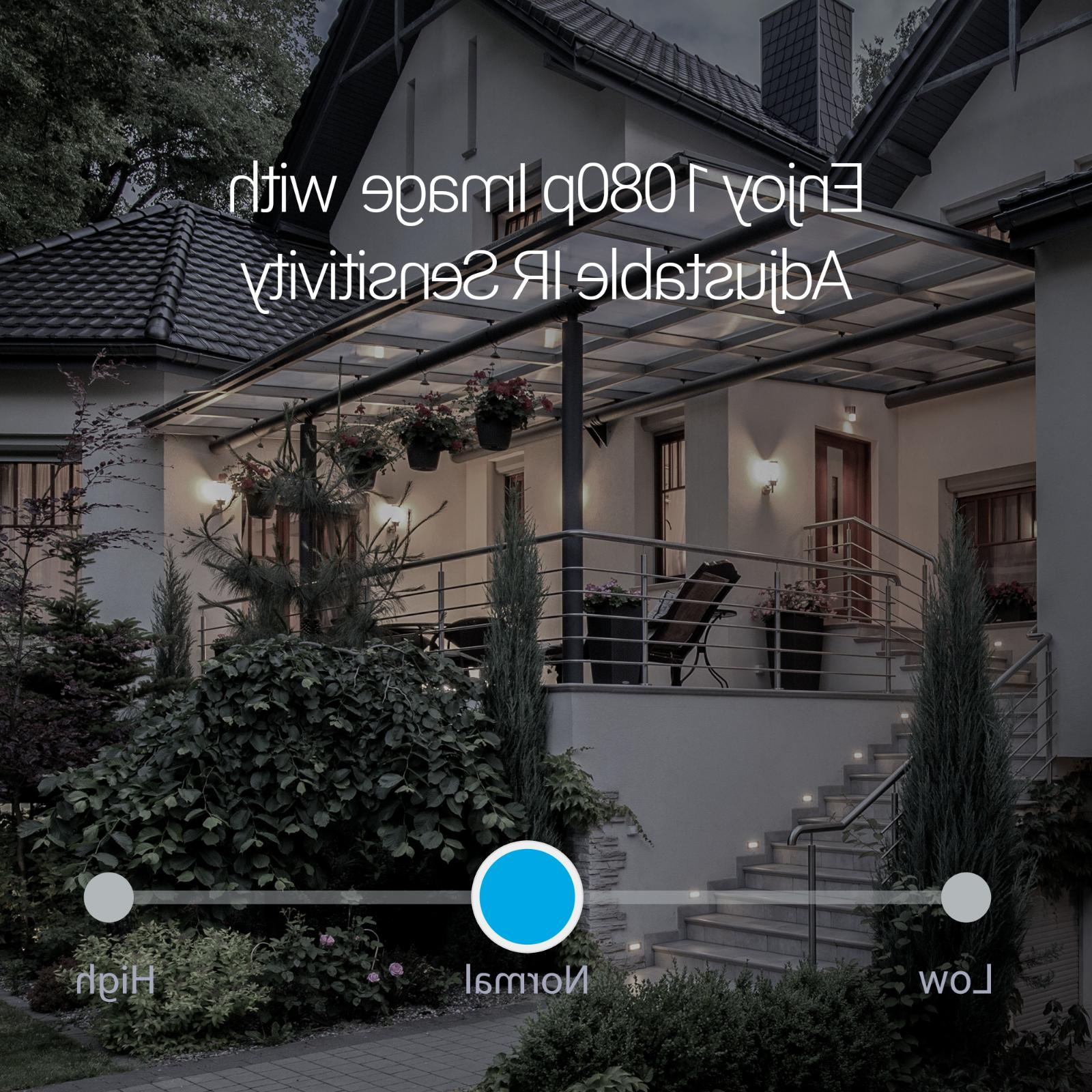 Zmodo 1080p Surveillance System Home
