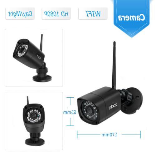 ZooHi Camera CCTV 1TB