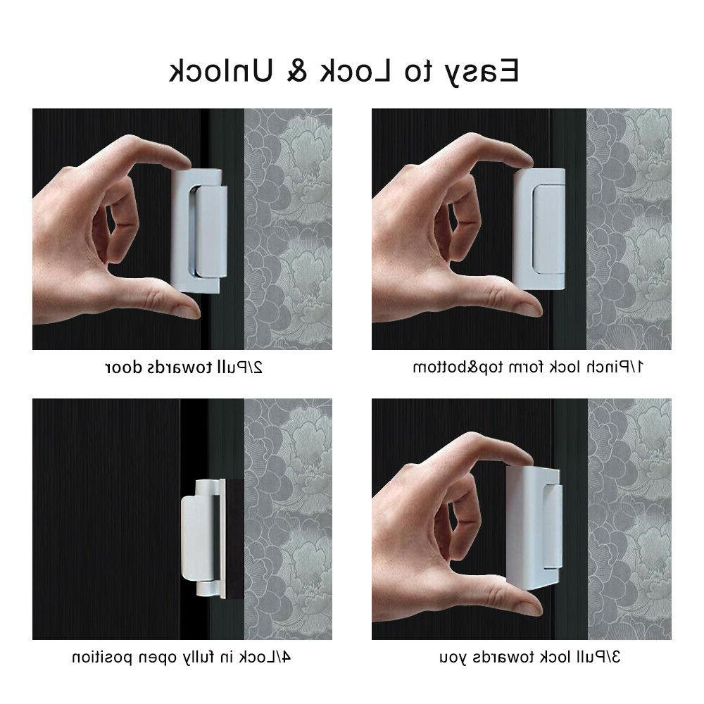 1PCS Upgraded Home Lock Withstand 800